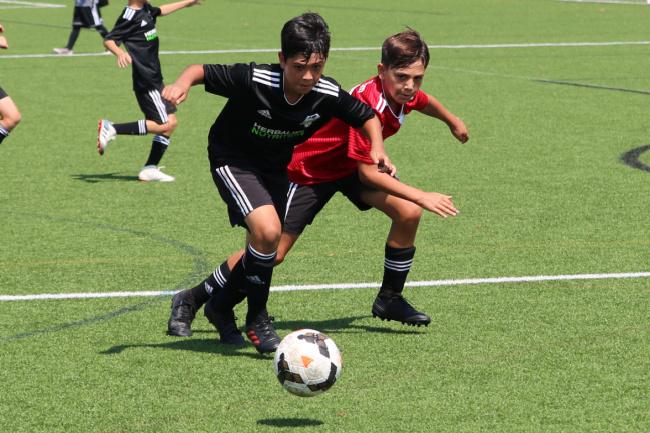 BB&T Park Bys Soccer