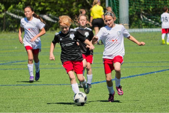 BB&T Prk Girls Soccer